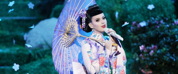 Katy Perry And The Great Wave Of Asian Influence