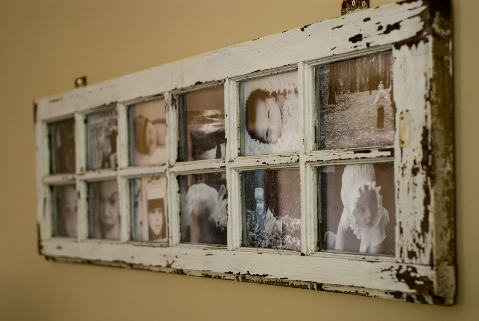 Vintage window frames and what to expect from them for Ideas for old windows pictures