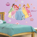 disney princesses wall decals fathead jr disney princesses