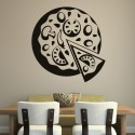 food related wall decals