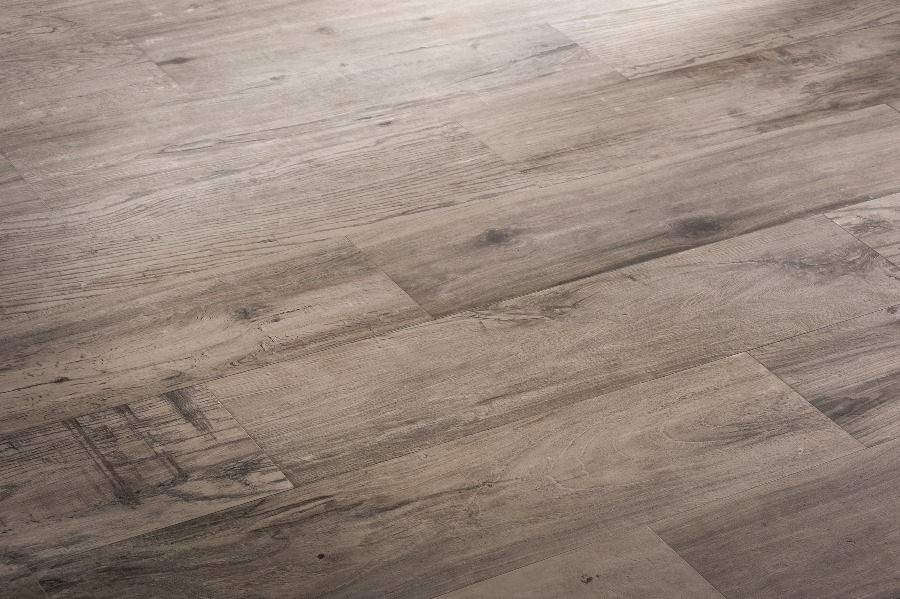 wood grain tile gray