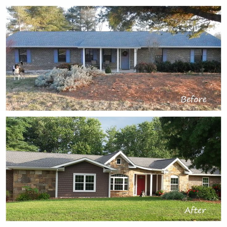 1960 Ranch House Remodel