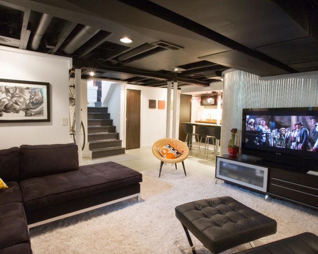 Beautiful Basement Remodeling Ideas